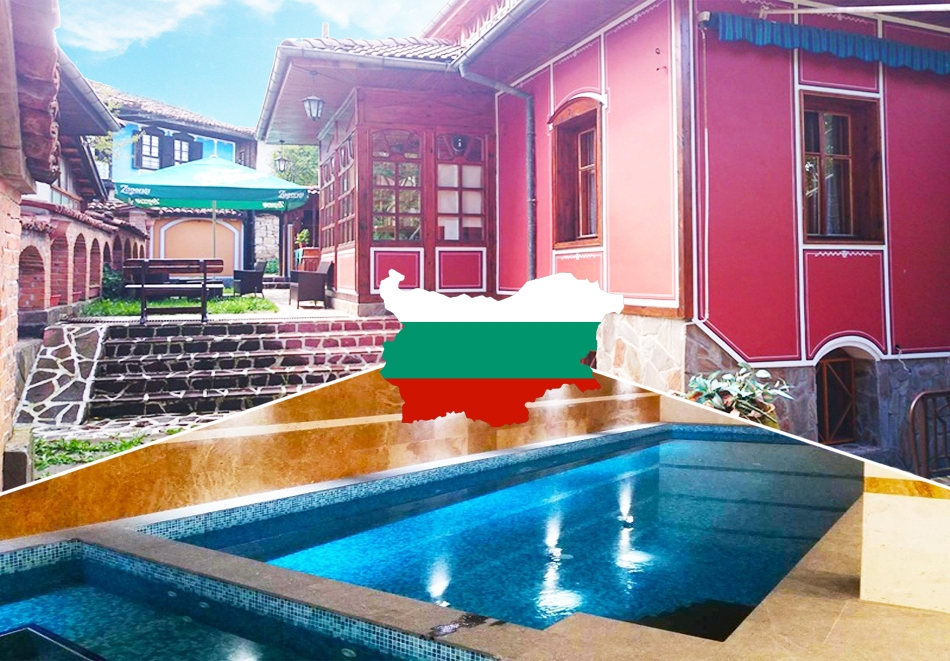 3 Март в Копривщица. 4 нощувки на човек със закуски и вечери + НОВ басейн с минерална вода и релакс зона в комплекс Галерия