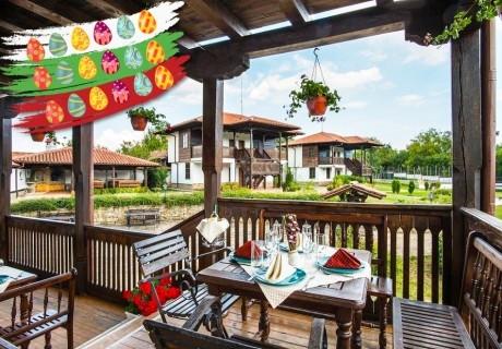 Великден и Гергьовден в Еленския Балкан! 2, 3 или 4 нощувки на човек със закуски и празнична вечеря + сауна и парна баня в семеен хотел Еленски Ритон