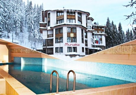 3, 5 или 7 нощувки на човек със закуски и вечери + басейн и уелнес пакет в в МПМ хотел Мурсалица, Пампорово