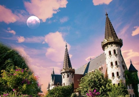 Вход за един възрастен за замъка Влюбени във вятъра, Равадиново