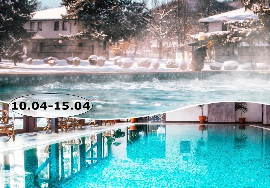 Пролетна ваканция в комплекс Острова, с.Бели Осъм! 3 нощувки за ДВАМА със закуски и вечери + басейн и релакс зона