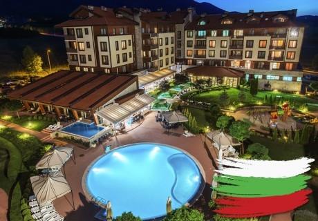 3-ти Март до Банско! 2 или 3 нощувки на човек на база ALL Inclusive + празнична вечеря + басейн и СПА от Мурите Клуб Хотел
