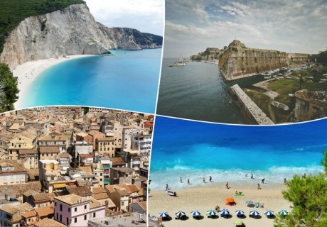 Екскурзия от остров Корфу до Итака, Гърция и от Саранда до Фискардо! 6 нощувки на човек със закуски и вечери + транспорт от ТА Трипс Ту Гоу