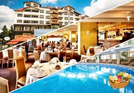 Великден в Пампорово. 2, 3 или 4 нощувки на човек на база All inclusive + басейн и сауна в хотел Снежанка