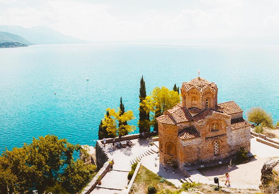 Екскурзия до Ниш, Прищина, Тирана и Охрид! 4 нощувки на човек със закуски + транспорт от ТА Адриа Турс