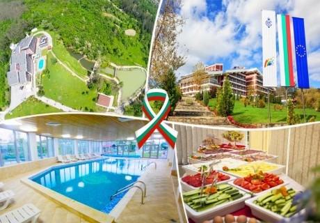 3-ти март във Вонеща вода. 2 или 3 нощувки на човек със закуски, обеди* и вечери, едната празнична + басейн и релакс зона в хотел Релакс КООП