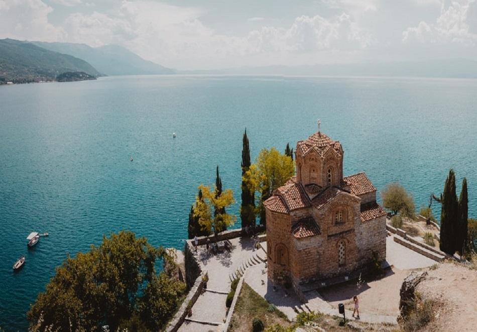 Екскурзия за Великден до Охрид! Транспорт + 2 нощувки на човек със закуски и вечери, едната празнична, туристическа програма от Бояна Тур