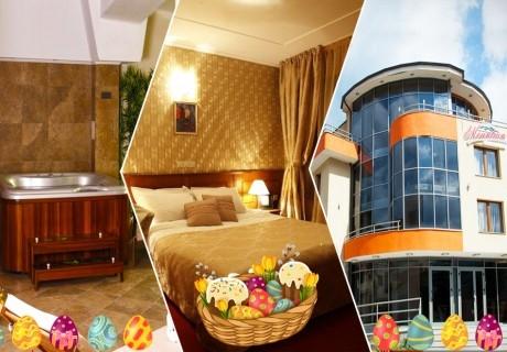 Великден в Девин. 3 нощувки на човек със закуски и вечери, едната празнична + сауна и парна баня в Семеен хотел Маунтин Бутик