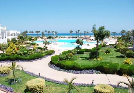 LAST MINUTE: Екскурзия до Египет! Чартърен полет + 7 нощувки на човек на база All inclusive в хотел Grand Seas Resort HostMark 4*,  Хургада, от Караджъ Турс