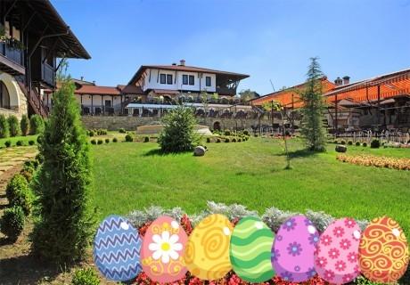 Великден в Арбанаси! 3 или 4 нощувки на човек със закуски и вечери, едната празнична, в Рачев хотел Резиденс
