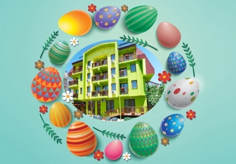 Великден в Хисаря! 3 или 4  нощувки на човек със закуски + басейн и уелнес пакет в Хотел Грийн Хисар