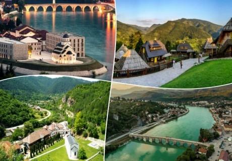 Екскурзия за 24 май до Албания и Гърция  - Корча, Воскопой,  езеро Малка Преспа с остров Св.Ахил и Кастория! 3 нощувки на човек със закуски и вечери + транспорт от  ТА Албатрос Турс