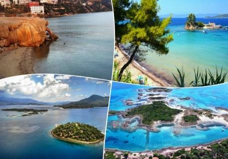 Майски празници на остров Евия, Гърция! 3 нощувки на човек със закуски и вечери + транспорт от  ТА Албатрос Турс