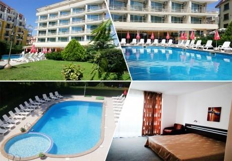 Лято 2020 в Слънчев бряг! Нощувка на човек на база All Inclusive + басейн в хотел Дева