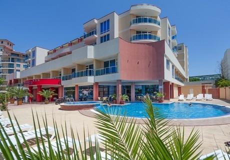 Уикенд в Слънчев бряг! 2 нощувки на човек със закуски и вечери от хотел Есперанто