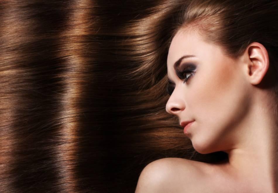 Боядисване с боя на клиента, масажно измиване, кератинова терапия, оформяне със сешоар или подстригване от салон за красота Angels of Beauty