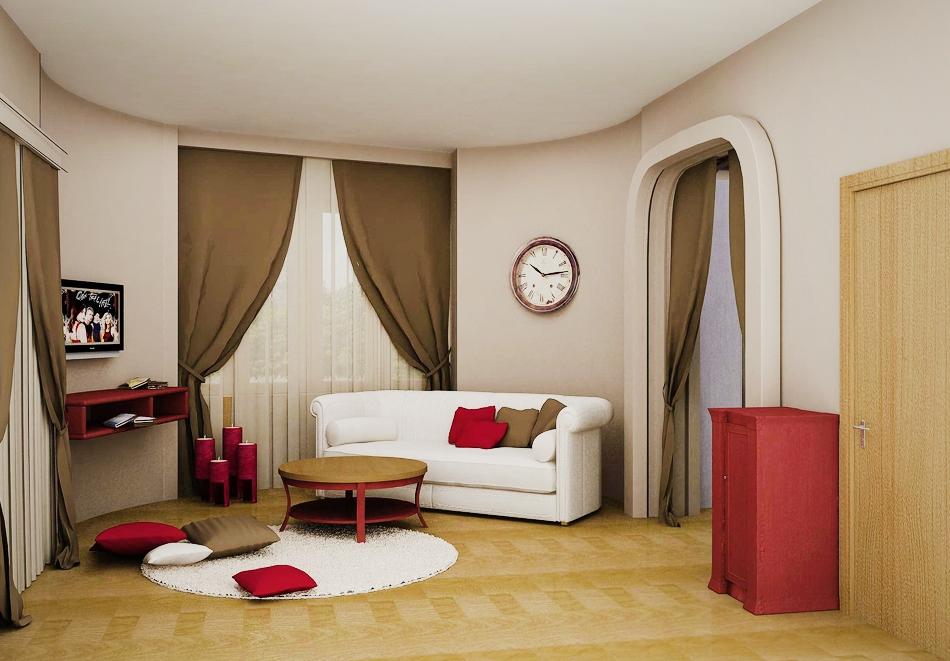 3D проект за дизайн на мебели + бонус 15% отстъпка за изработката на мебелите по проекта ot Дизайнерско студио Кристо Дизайн, София