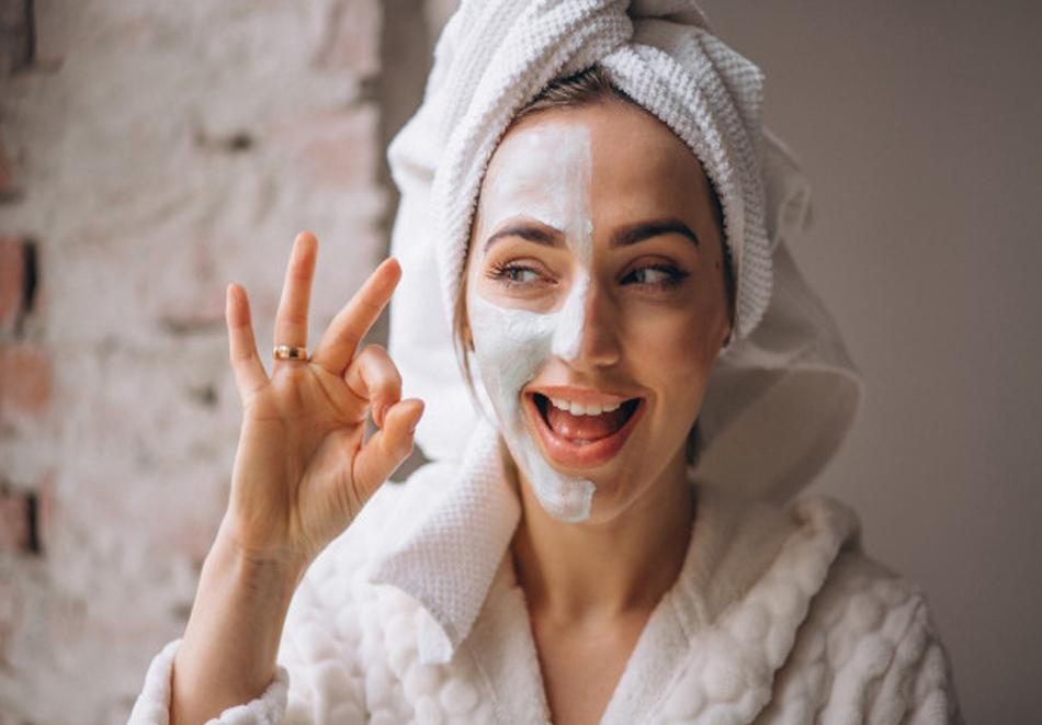 Антиоксидантна терапия за дехидратирана кожа от център за жизненост и красота Девимар, София