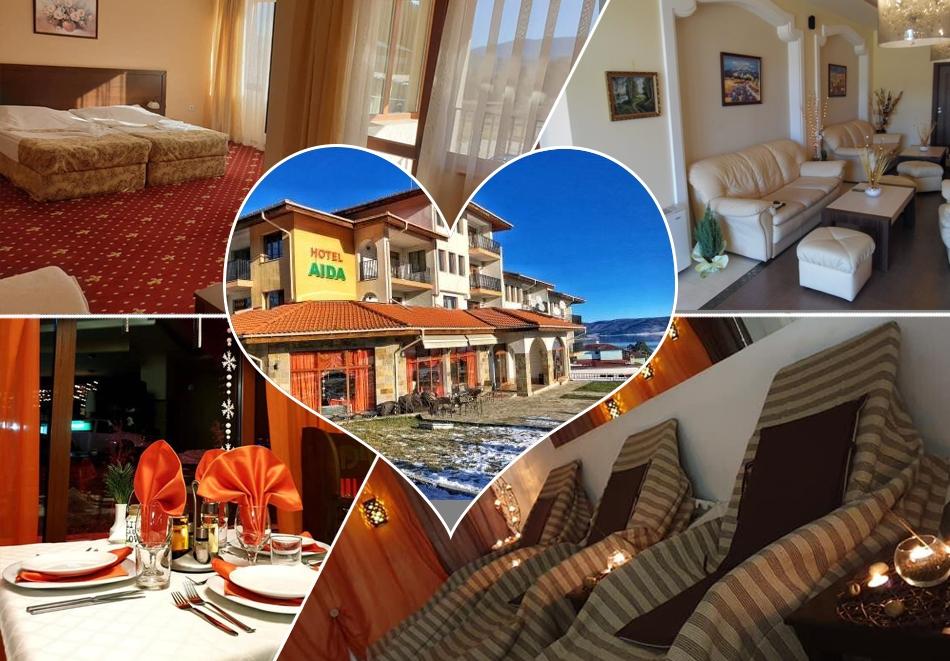 Делник в семеен хотел Аида***, Цигов Чарк! 3 + нощувки на човек със закуски