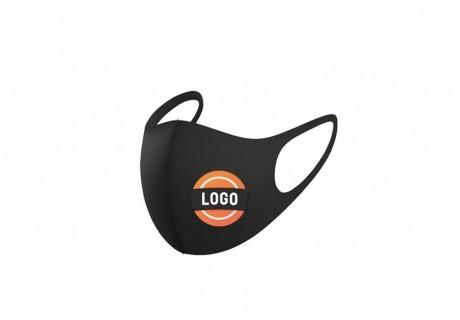 Неопренова маска с Вашето ЛОГО за многократна употреба само за 2.80 лв.