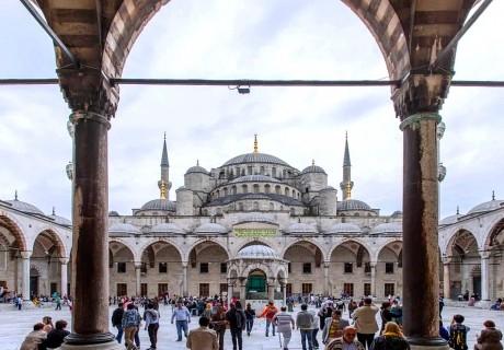 Уикенд в Истанбул! 3 нощувки на човек  със закуски + транспорт от ТА Трипс Ту Гоу