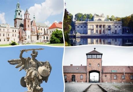 Екскурзия до Полша - Краков, Аушвиц, Честохова, Варшава. Транспорт, 4 нощувки със закуски и туристическа програма от Еко Тур Къмпани