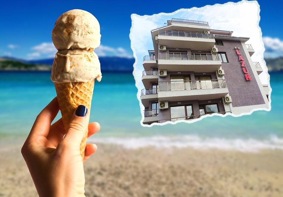 Лято 2021 в Китен. 3, 5 или 7 нощувки на човек със закуски и вечери в семеен хотел Лазур