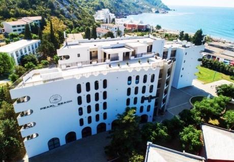 На море в Черна гора! Транспорт + 5 нощувки със закуски и вечери в Pearl Beach Hotel & Resort**** от България Травъл