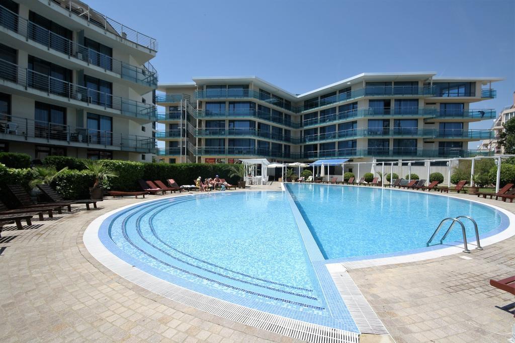 5 или 7 нощувки на човек на база All Inclusive в Апарт хотел Синя Ривиера, Слънчев бряг