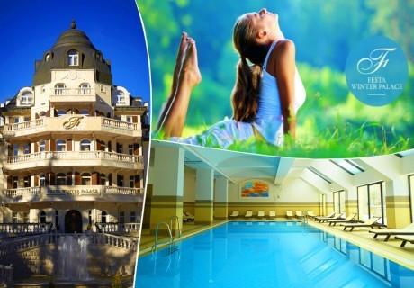 Йога уикенд  14 – 16.08 в хотел Феста Уинтър Палас, Боровец – една или две нощувки за двама със закуски и вечери + йога програма с Анастасия Манлихер