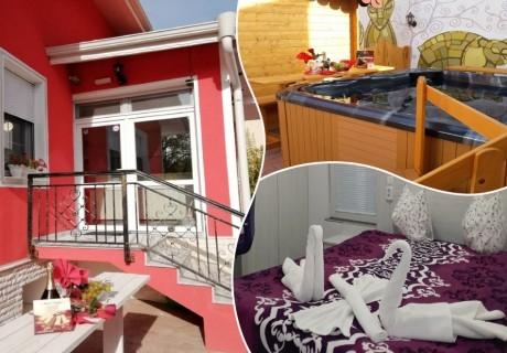 2 нощувки за ДВАМА в къща за гости Червената къща***, Кюстендил