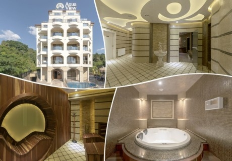 2 часа ВИП СПА релакс със самостоятелно ползване на VIP зоната в спа центъра на бутиков хотел Аква ВЮ