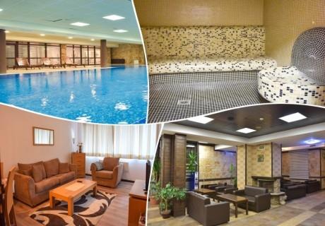 Релакс в Банско! 3, 4, 5, 6 или 7 нощувки на човек + релакс зона и ОТОПЛЯЕМ вътрешен басейн от хотел Роял Банско Апартмънтс