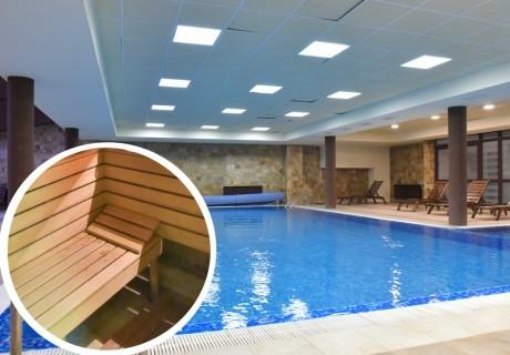Почивка в Банско! 3, 4, 5, 6 или 7 нощувки на човек със закуски + релакс зона и ОТОПЛЯЕМ вътрешен басейн от хотел Роял Банско Апартмънтс
