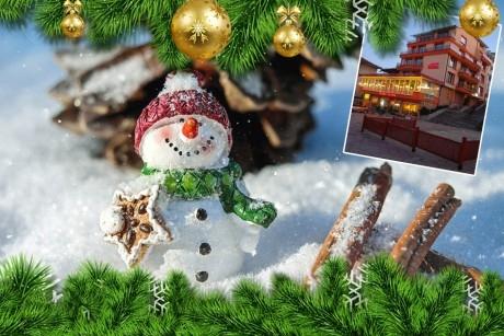 Коледа във Велико Търново! 2 или 3 нощувки на човек със закуски и вечери в хотел Елена
