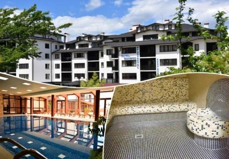 Зимна почивка в Банско! 1, 3, 4, 5, 6 или 7 нощувки на човек + релакс зона и ОТОПЛЯЕМ вътрешен басейн от хотел Роял Банско Апартмънтс