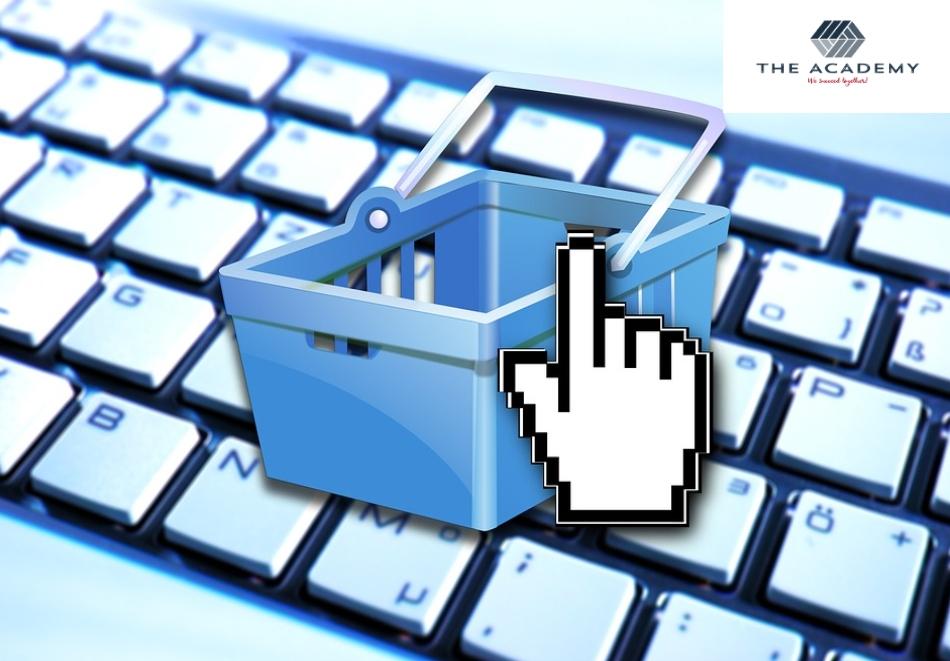 """Онлайн курс Електронна търговия +  """"Как се правят маркетингови проучвания"""" с достъп 30 дни от академия за онлайн обучение The Academy Online"""