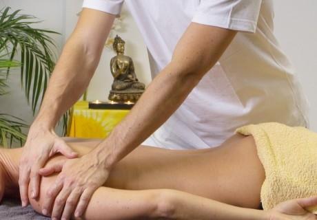 10 процедури масаж на гръб от Studio Vision, Варна