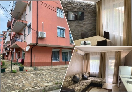 Нощувка до четирима в апартамент за гости Катлея 2,  Сарафово, Бургас