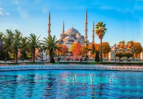 Екскурзия до Истанбул! Транспорт, 3 нощувки на човек със закуски без PCR тест и без необходимост от карантина за 169 лв. от АБВ Травелс