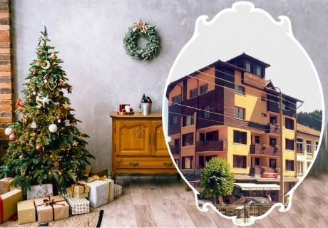 Коледа в хотел Феникс, Чепеларе! 3 или 4 нощувки на човек със закуски и вечери, едната празнична