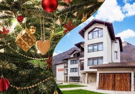 Коледа в Рибарица! 3 нощувки на човек със закуски, обеди и вечери в семеен хотел Вирджин