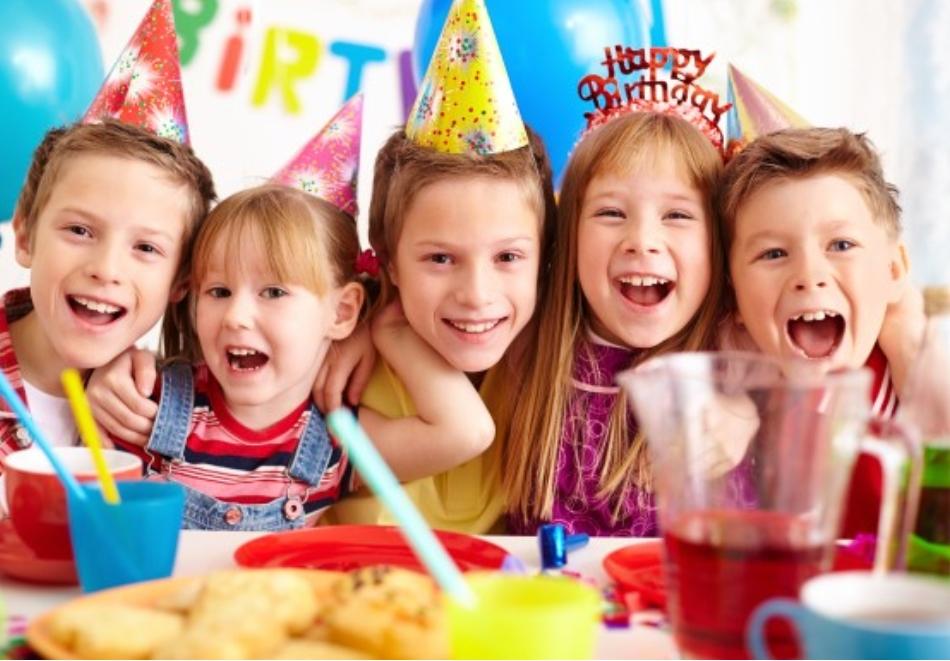 Наем на зала за 3 часа детски рожден ден за неограничнен брой деца от Fun Academy, София