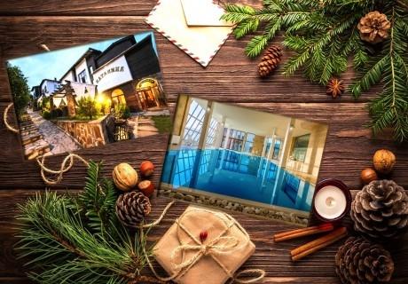 Коледа в Цигов чарк! 3 или 4 нощувки на човек със закуски и вечери, едната празнична + басейн и НОВ релакс център в Комплекс Каталина, Цигов чарк