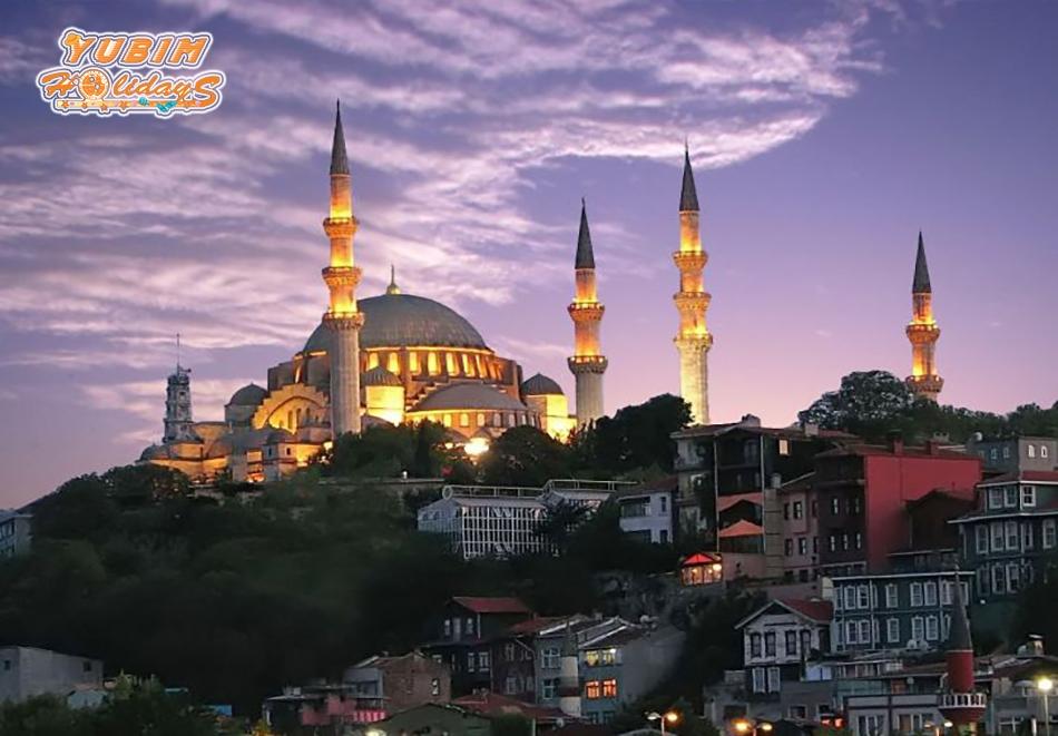 Екскурзия до Одрин, Турция! Транспорт + една нощувка със закуска от Юбим Травел