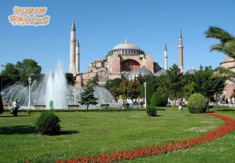 Екскурзия за Великден до Истанбул, Турция! Транспорт + 3 нощувки на човек със закуски и посещение на Одрин от Юбим Травел