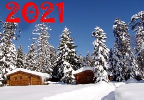 Нова Година във Вилно селище Ягода и Малина*** Боровец! 3 нощувки за четирима или петима в самостоятелна вила + доплащане за Новогодишна вечеря