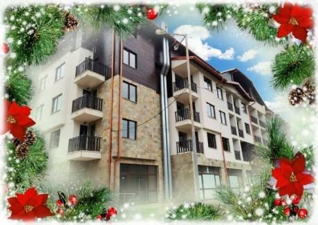 Коледа в Боровец! 3 нощувки на човек със закуски и вечери, едната празнична + сауна и джакузи в Боровец Грийн хотел****