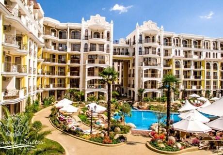 Нощувка на човек в хотел Хармони Суитс Монте Карло, Слънчеб бряг