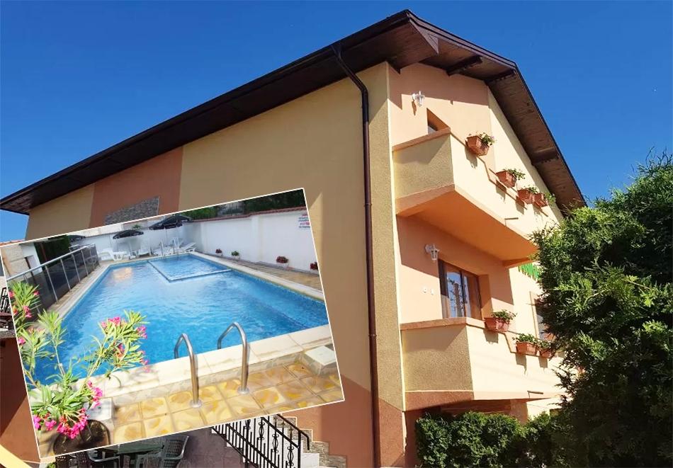 1 или 2 нощувки на човек + минерален басейн и релакс пакет от хотел Далиа, Велинград